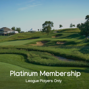 Platinum Membership – League Players Only
