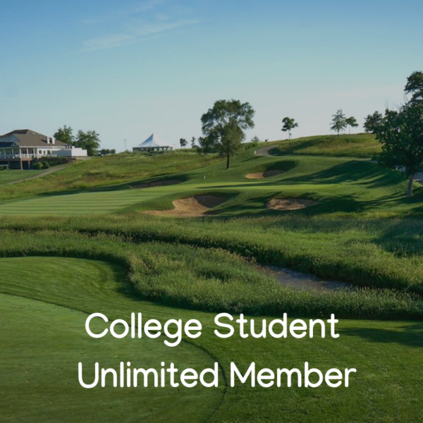 College Student Unlimited Member