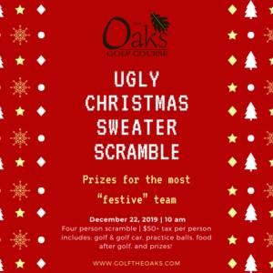 Ugly Sweater Scramble