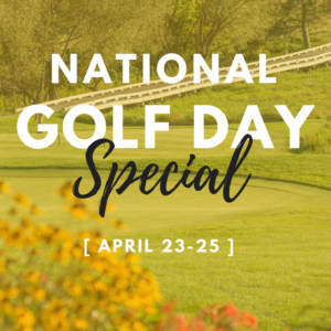 Buy a Round of Golf, Get a Free $10 Gift Card!