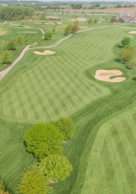 The Oaks Golf Course