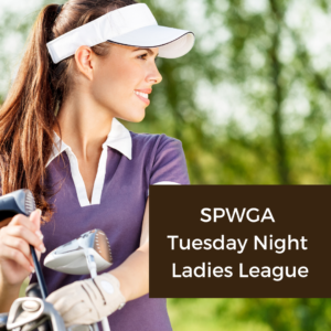 Tuesday Night SPWGA Ladies League