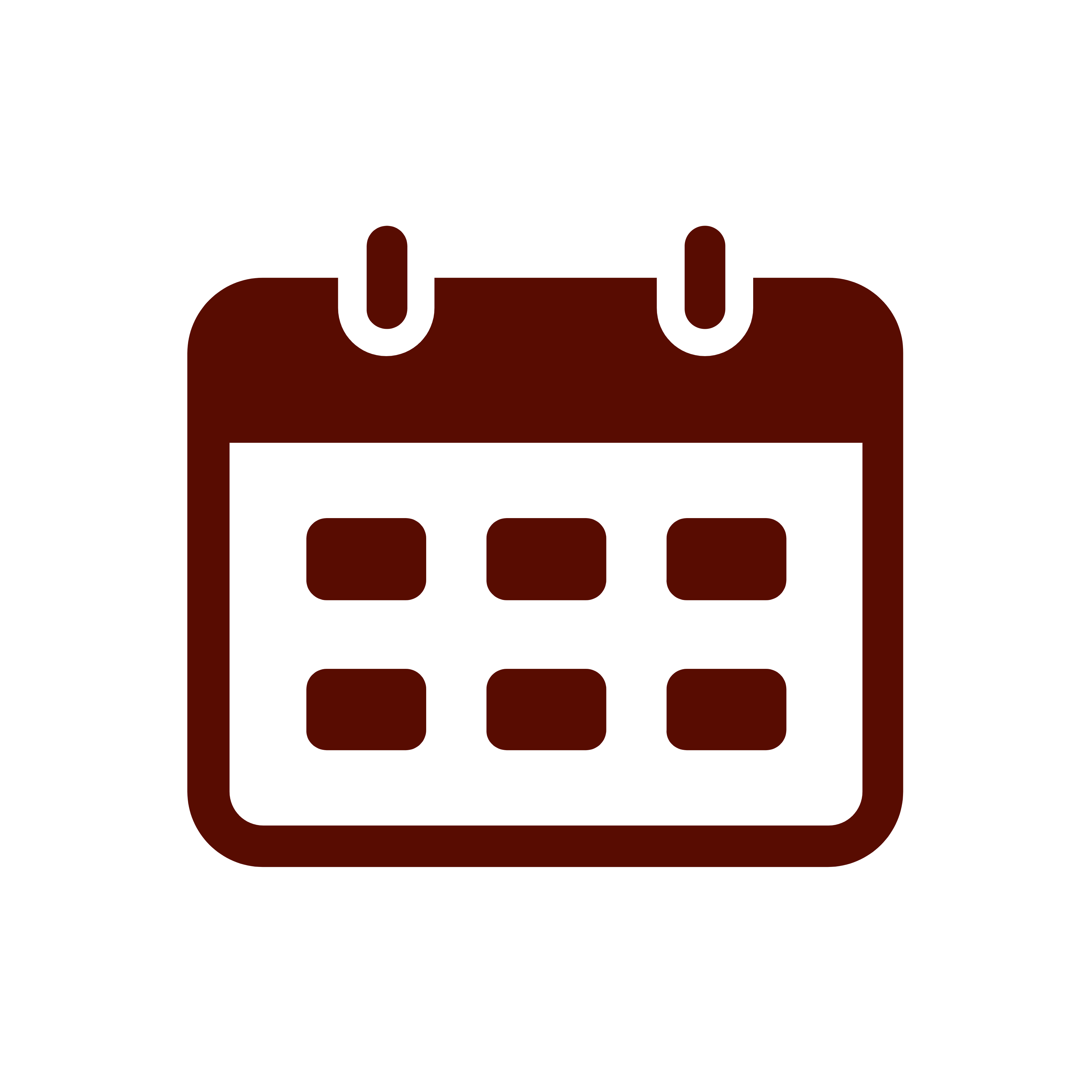 Wedding Calendar Icon