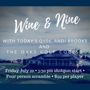 Wine & Nine