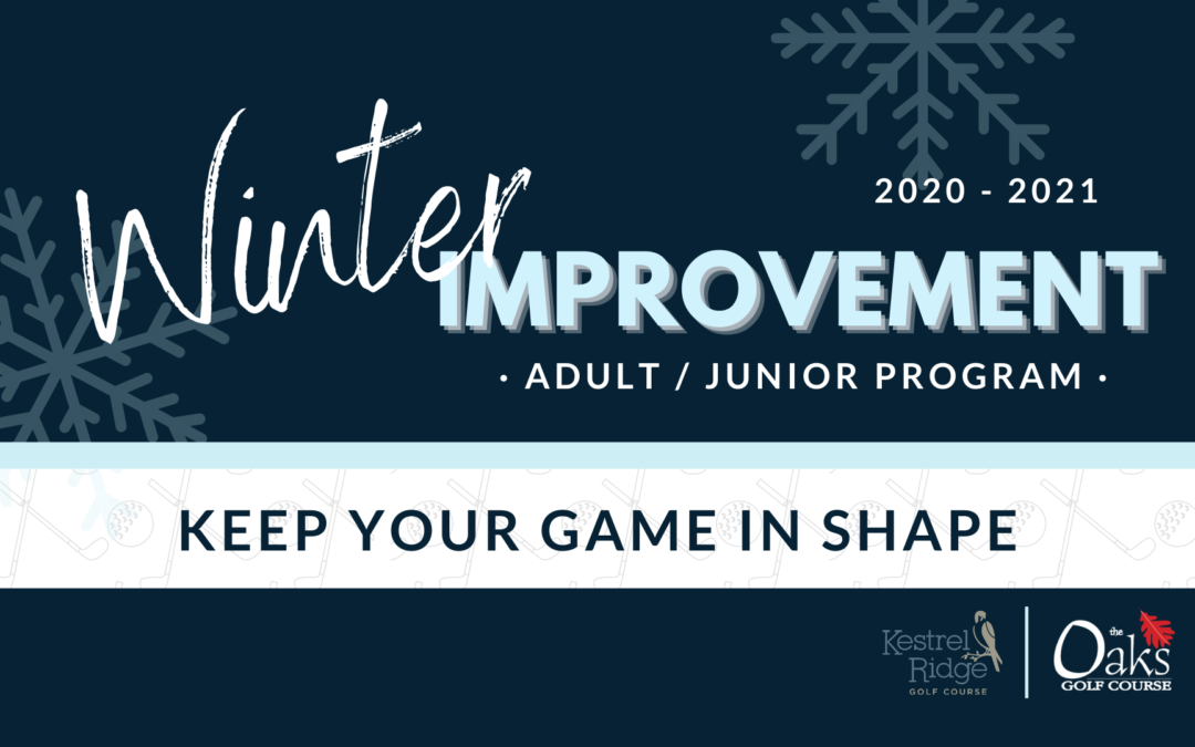 Winter Improvement Program