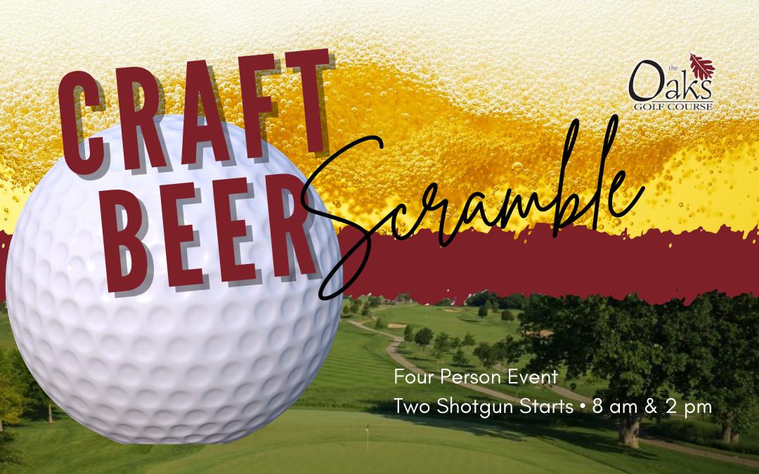 The Oaks Craft Beer Scramble – 2021