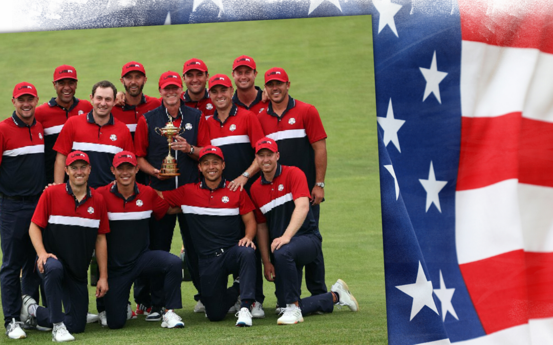 Best Moments from the Ryder Cup